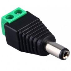 Syscom JR-52 conector Negro, Verde