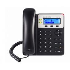 TELFONO IP BASICO DE 2 LNEAS 2 CUENTAS SIP CON 3 TECLAS DE FUNCIN PROGRAMABLES AUDIO HD Y CONFERENCIA DE 3 VAS FUENTE DE ALIMENTACION INCLUIDA SOPORTA POE.