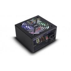 FUENTE DE PODER ACTECK FACTOR ATX 600 W 204 PINES 3 SATA 2 MOLEX PCI-E 62 VENTILADOR 12CM MODELO Z-600