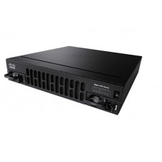 Cisco ISR 4331 router Ethernet Negro