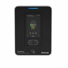 Anviz FacePass 7 sistema de seguridad Negro
