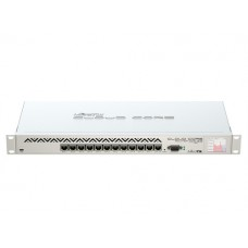 Cloud Core Router, CPU 16 Ncleos, Throughput 17.8Mpps/12Gbps, 12 Puertos Gigabit Ethernet, 2 GB Memoria