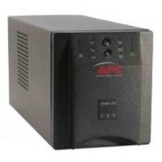 APC Smart-UPS 750VA USB & Serial - UPS - CA 120 V - 500 vatios - 750 VA - RS-232, USB - conectores de salida: 6 - negro