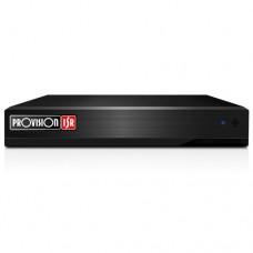 Provision-ISR SH-4100A-2L(MM) videograbador digital Negro