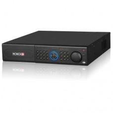 Provision-ISR SH-32400A-5(2U) videograbador digital Negro