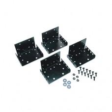 Tripp Lite Kit universal de 2 puestos para montar en rack (soporta sistemas de UPS de 2U a 4U UPS y modulos de baterias).
