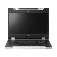 Hewlett Packard Enterprise LCD8500 1U US Rackmount Console Kit consola de rack 47 cm (18.5