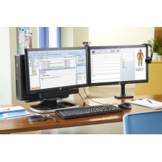 HP Brazo de monitor individual