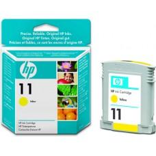 CARTUCHO DE TINTA HP 11 AMARILLO HASTA 2550 PAGINAS C4838A