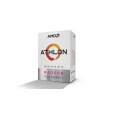AMD Athlon 200GE procesador 3,2 GHz Caja 4 MB L3