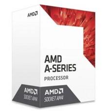 CPU AMD APU 7TH GEN A6-9500 S-AM4 65W 3.5GHZTURBO 3.8GHZ CACHE 1 MB 2CPU 6GPU CORES / GRAFICOS RADEON CORE R5 PC