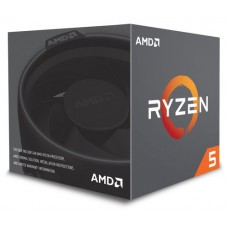 PROCESADOR AMD RYZEN 5 2600 S-AM4 2A GEN. 65W 3.4GHZ TURBO 3.9GHZ 6 NUCLEOS/ SIN GRAFICOS INTEGRADOS PC/ VENTILADOR AMD WRAITH STEALT SIN LED/GAMER MEDIO.