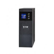 NO BREAK/UPS MARCA EATON / INTERACTIVO /  MOD 5S LCD/CAP/1000VA/600W/ VOLTAJE DE ENTRADA Y SALIDA 120/ FORMATO TORRE CONECTOR DE ENTRADA 5-15P / CONECTORES DE SALIDA (10) 5-15R