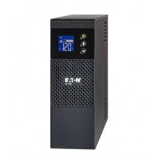 NO BREAK EATON/ INTERACTIVO /  5S LCD/CAP 1500VA/ 900 WATTS VOLTAJE DE ENTRADA Y SALIDA /120V/ FORMATO TORRE/ CONECTOR DE ENTRADA 5-15P/ CONECTORES DE SALIDA (10) 5-15R
