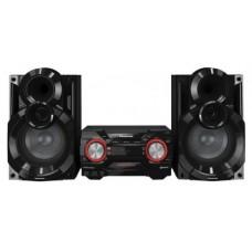 Panasonic SC-AK440LMK sistema de audio para el hogar Minicadena de música para uso doméstico Negro 650 W