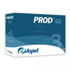 Aspel Prod 3.0, 1u, 99emp