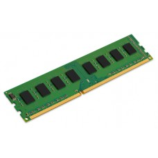 Kingston - DDR3L - 4 GB - DIMM de 240 espigas - 1600 MHz / PC3L-12800 - CL11 - 1.35 V - sin memoria intermedia - no ECC