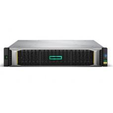 Hewlett Packard Enterprise MSA 1050 12Gb SAS Dual Controller SFF unidad de disco multiple Bastidor (2U)