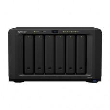 Synology DiskStation DS1618+ servidor de almacenamiento Ethernet Escritorio Negro NAS