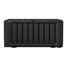 Synology DiskStation DS1819+ servidor de almacenamiento Ethernet Torre Negro NAS