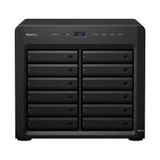 Synology DiskStation DS2419+ servidor de almacenamiento Ethernet Torre Negro NAS