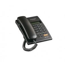 TELEFONO PANASONIC KX-T7705 ANALOGO CON IDENTIFICADOR DE LLAMADAS Y ALTAVOZ (NEGRO)