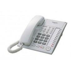 Teléfono Híbrido PANASONIC - Escritorio, Color blanco, Si, No