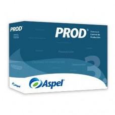 Aspel Prod 3.0, 2u, AL