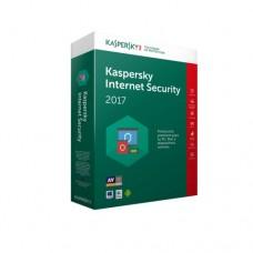 Kaspersky Lab Internet Security Multi-Device 2017 1 licencia(s) 1 año(s) Español