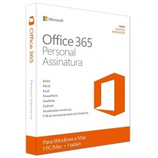 Microsoft Office 365 Personal 1 licencia(s) Electronic Software Download (ESD) Plurilingüe