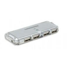 Manhattan 160599 nodo concentrador 480 Mbit/s Gris