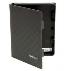 StarTech.com Paquete de 3 Cubiertas Protectoras - Funda de Plástico Disco Duro de 2,5in Pulgadas - Forro - Negro - Funda protectora para disco duro - negro (paquete de 3) - para P/N: SATERASER4, SDOCK1EU3P2, SDOCK2ERU33, SDOCK2U33V, SDOCK4U313, USB31C2SAT