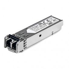 StarTech.com Módulo Transceptor SFP de Fibra LC Monomodo 100Base-EX MSA de 100Mbps DDM DOM - Hasta 40km - Módulo de transceptor SFP (mini-GBIC) - 100Mb LAN - 100Base-EX - modo simple LC - hasta 40 km - 1310 nm