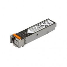 StarTech.com Módulo Transceptor SFP de Fibra LC Monomodo 1000Base-BX (de bajada) MSA de 1000Mbps DDM DOM - Hasta 10km - Módulo de transceptor SFP (mini-GBIC) - GigE - 1000Base-BX - modo simple LC - hasta 10 km - 1310 (RX) / 1490 (TX) nm