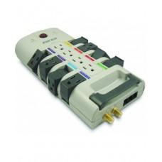 Supresor FORZA - 4320 J, 12, 110-120 V, 50/60 Hz, 1800 W