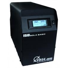 NO BREAK SOLA BASIC ISB SRS-21-162, 1600VA, 6 CONTACTOS, C/ REGULADOR, C/ CFP SENOIDAL