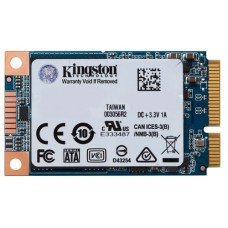 SSD MSATA SUV500MS/120G Kingston Technology - 120 GB, mSATA, 520 MB/s, 320 MB/s, 6 Gbit/s