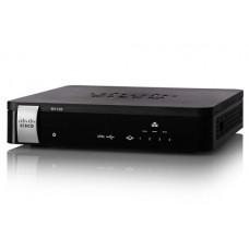 Cisco RV130W router inalámbrico Banda única (2,4 GHz) Gigabit Ethernet 3G 4G Negro
