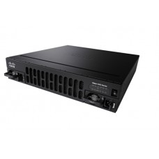 Cisco ISR 4321 router Ethernet Negro