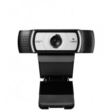Logitech Webcam C930e - Cámara web - color - 1920 x 1080 - audio - USB 2.0 - H.264