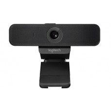 Logitech Webcam C925e - Cámara web - color - 1920 x 1080 - audio - USB 2.0 - H.264