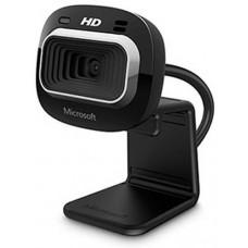 Cámara Web MICROSOFT Lifecam HD-3000 - 30 pps, USB, Negro, 1280 x 720 Pixeles