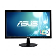 Monitor ASUS - 19.5 pulgadas, 250 cd / m², 1600 x 900 Pixeles, 5 ms, Negro