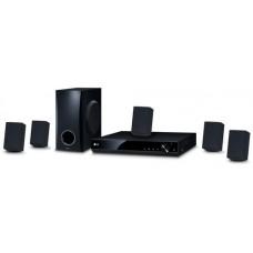 LG DH4130S sistema de cine en casa 5.1 canales 330 W Negro