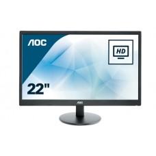AOC Value-line E2270SWN LED display 54,6 cm (21.5
