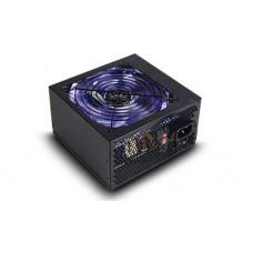 FUENTE DE PODER ACTECK FACTOR ATX 700 W 24 PINES 3 SATA 2 MOLEX 1 PCI-E 6 MAS 2 VENTILADOR 12 CM MODELO Z-700