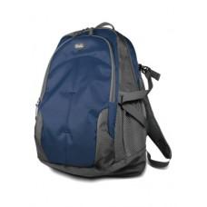 Klip Xtreme KNB-425BL mochila Poliéster Negro, Azul