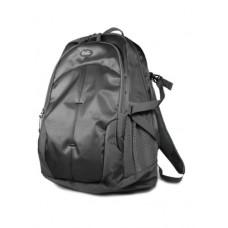 Klip Xtreme KNB-425GR mochila Poliéster Negro, Gris
