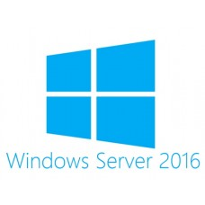 Microsoft Windows Server 2016 Datacenter - Licencia - hasta 16 CPU o núcleos - OEM - ROK - bloqueado por BIOS (Dell) - para PowerEdge T130, T30, T330, T630; PowerEdge R230, R330, R430, R440, R540, R740, T440, T640