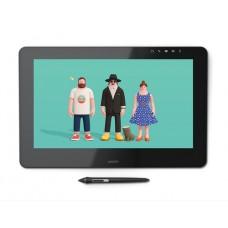 Wacom Cintiq Pro 16 tableta digitalizadora 5080 líneas por pulgada 345 x 194 mm USB Negro